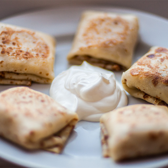 blinis-with-cottage-cheese